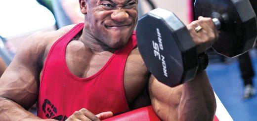 Muskelaufbau gezielt