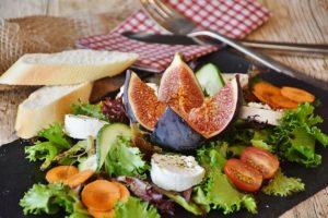 Salat Feigen Käse 300x200 - Salat Feigen Käse