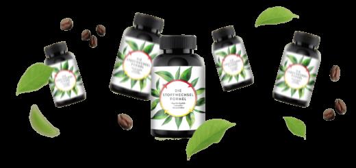 Stoffwechsel Formel Tabletten